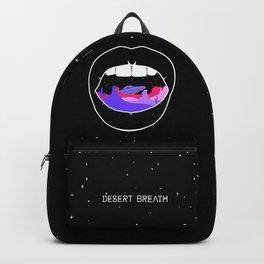Desert breath ufo Backpack