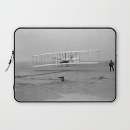 Wright Brothers First Flight Laptop Sleeve