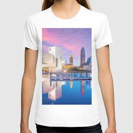Cleveland - USA T-shirt