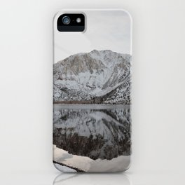 Eastern Sierras iPhone Case