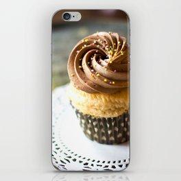 Birthday Cupcake iPhone Skin