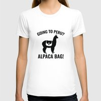 peru T-shirts featuring Going To Peru? by AmazingVision