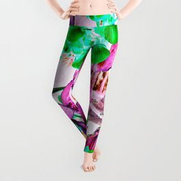 ... The one where he buys you Flowers <3 ... Leggings