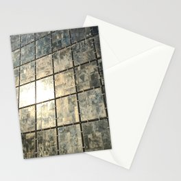 Mirror Glass Stationery Cards