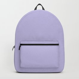 Pale Lavender Backpack