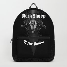 Black Sheep Of The Family Backpack