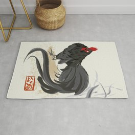 Year of the Rooster - Ronan 2017 Rug