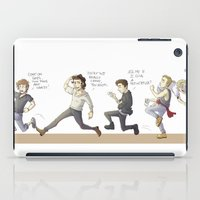 1d iPad Cases featuring 1D on the Run by Aki-anyway