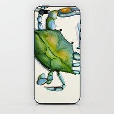 Crab iPhone & iPod Skin