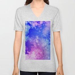 Color Foam III Unisex V-Neck