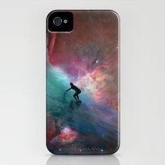 Nebulous Surfing iPhone (4, 4s) Slim Case