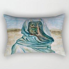 The necromancer Rectangular Pillow