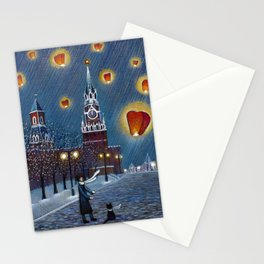 Moskow Stationery Cards