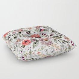 VS FLORAL Floor Pillow