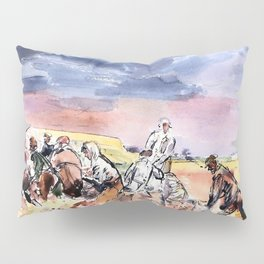 Working in the Fields - Digital Remastered Edition Pillow Sham