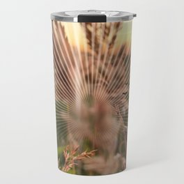 Peel sunset lll - sunset graphic Travel Mug