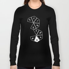 Unrolled D10 Long Sleeve T-shirt