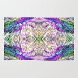 213 - Abstract diamond design Rug