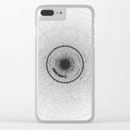 Sound of Interstellar Mission - Audiovisual Clear iPhone Case