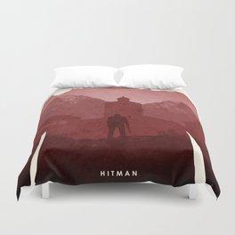 Hitman Duvet Cover