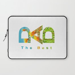 Gift for the best dad Laptop Sleeve