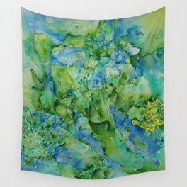 Swirly Wall Tapestry