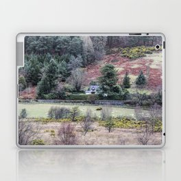 Travel to Ireland: A Country Home Laptop & iPad Skin