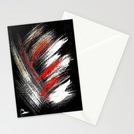 Cosmic christmas Stationery Cards