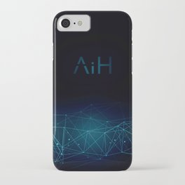 Logo 2 AiH iPhone Case