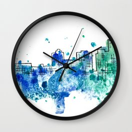 Going Downtown: Jackson Wall Clock
