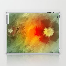 Summer floral wallpapaer. Laptop & iPad Skin