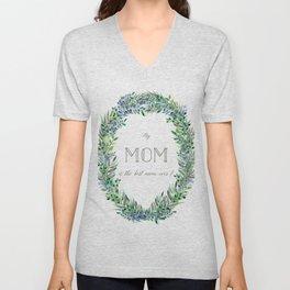 Garland for Mom Unisex V-Neck