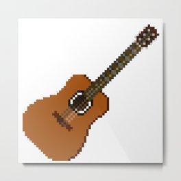 Spanish guitar Metal Print