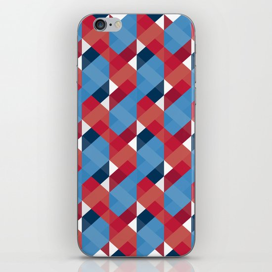 Up is down & down is up iPhone & iPod Skin