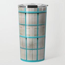 Frame within Frame Travel Mug
