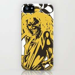 Maiden Brigade iPhone Case