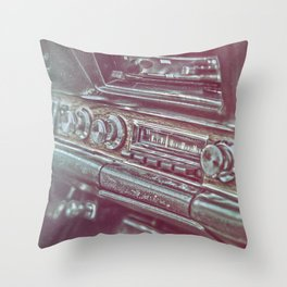 '69 GTO Throw Pillow