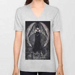 The Dark Phoenix Unisex V-Neck