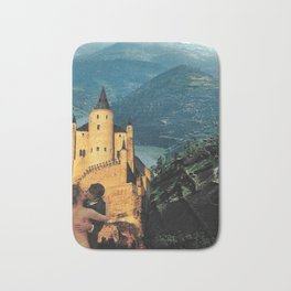 Affair Behind the Castle Bath Mat