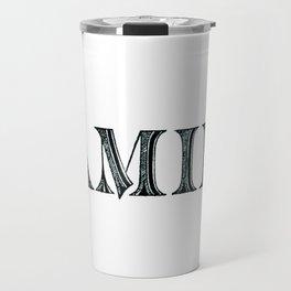 Family Travel Mug