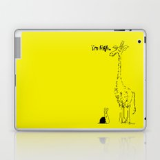 High Giraffe Laptop & iPad Skin