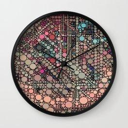 Cyber Kringles Wall Clock