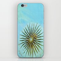transparent iPhone & iPod Skins featuring Transparent-Sea by Bella Blue Photography