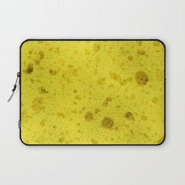 Yellow sponge Laptop Sleeve