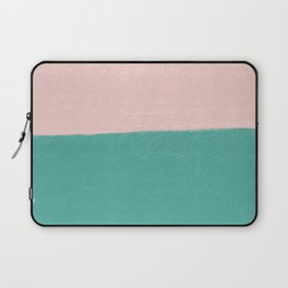 Simple pattern design from mandarin Laptop Sleeve