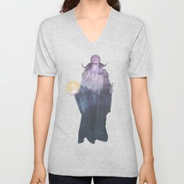 Mind Flayer Unisex V-Neck