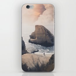 Shark Fin Cove iPhone Skin