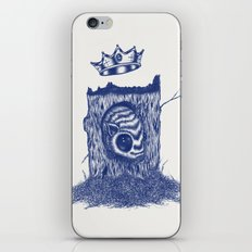 King of the Little Forrest iPhone & iPod Skin