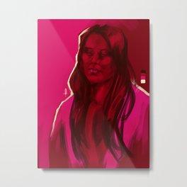 Amy Dyer Metal Print