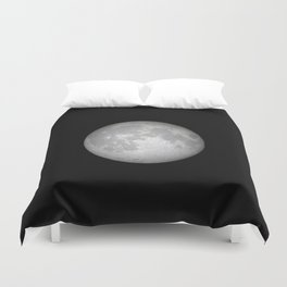 The Moon Duvet Cover